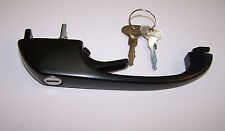 Door handle and keys VW Type 25 1979 to 1992 finished in black