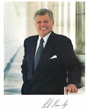 Ted Kennedy Signed Senate Portrait, (1999)