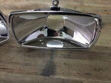 Mercedes-Benz Oldtimer Reflektor Neuverspiegelung, Bedampfen, Reparatur