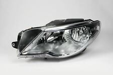 VW Passat CC 08-11 Headlight Headlamp Left Passenger Near Side N/S