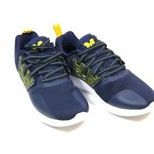 Jordan Grind Michigan Wolverines Shoes Men Size 10 College Navy AA4302-411