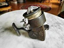 VINTAGE ALCEDO NO.2 - SPINNING REEL- Italy - MATR 85057- Working Order