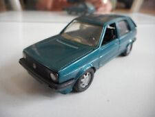 Schabak VW Volkswagen Golf 2 5-Door in Green on 1:43