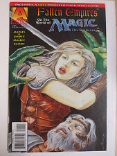 Fallen Empires on the World of Magic the Gathering #1 Signed by Alex Maleev!