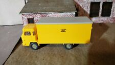 Wiking Germany HO scale Magirus Deutz cabover Postal LKW mail truck 1:87 MINT