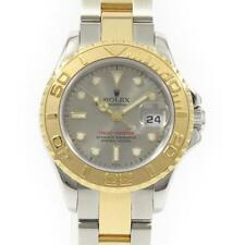Authentic ROLEX 169623 Yacht-Master SSxYG Automatic  #260-002-335-2094