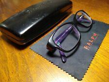Ralph Lauren Purple Polo RL 6111 5371 Eyeglasses Frames Glasses Size 49-16-135