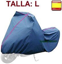 Funda Cubierta Protector para Moto 250 x 115 X 75 cm Impermeable de Polyester