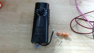 Dayton 2E816 Line Volt Mechanical Thermostat 120 to 277VAC