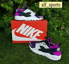 ❤ BNWB, DEADSTOCK & Auténticas Nike ® Air Huarache Run Ultra entrenadores UK Size 11