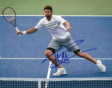 Mardy Fish Hand Signed 8x10 Photo Tennis Player Picture Autograph Signature
