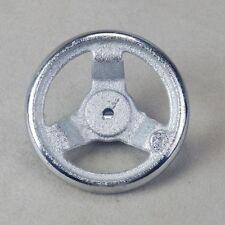 "1Pcs 4"" Chrome-plating Milling Lathe Resettable Tailstock Handwheel OD 100mm"