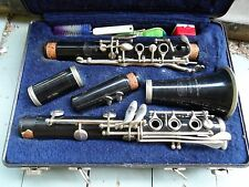 Vintage Selmer Bundy 577 Resotone Clarinet with Hardcase
