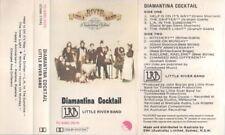 LITTLE RIVER BAND australian rock cassette 1977 DIAMANTINA COCKTAIL ex ond. LRB