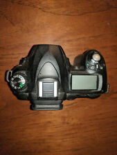 Nikon D50 6.1 Mp Digital Slr Camera - (Body, battery and battery charger only.