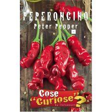 Semi Seeds Peperoncino Peter Pepper semence semilla samen zaad シード семена