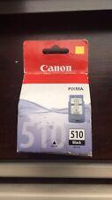 Original Canon PG510 Black Ink Cartridge for Pixma MP495 Printers