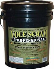 Epic Vole Scram 22# Pail- Repellent