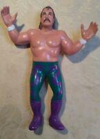 VINTAGE LJN WWF ~JAKE THE SNAKE ROBERTS~ WRESTLING SUPERSTARS FIGURE 1987 WWE