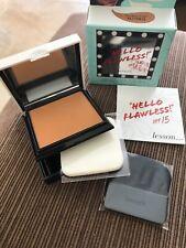 Benefit Hello Flawless Custom Foundation Powder Cover-up - Nutmeg