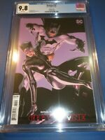 Batman #79 Mann Catwoman Variant CGC 9.8 NM/M Gorgeous Gem Wow