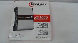 High Definition Class D Amplifier 3000W RMS