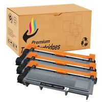 3 PK High-Yield TN660 Toner Compatible TN630 For Brother DCP-L2540DW Lots Black