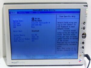 Motion Computing M1300 12.1'' Tablet PC (Intel Pentium M 600MHz 512MB NO HDD)