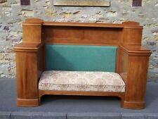 Mahogany Original Victorian Sofas & Chaises (1837-1901)