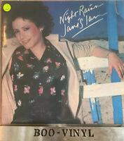 Janis Ian(Vinyl LP)Night Rains-CBS-CBS 32298-65-1979-Ex Con