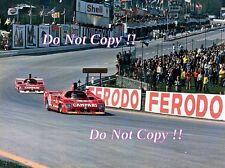 Jacky pela Kauhsen equipo Alfa Romeo T33/TT/12 Spa 1000 km de 1975 fotografía