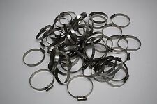 """20 Lot Stainless Steel Marine Grade Hose Clamps 5 1//2/"""" size 138A4"""