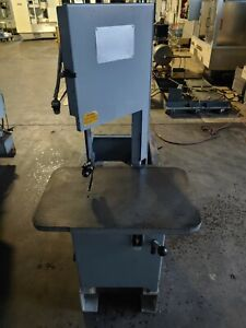 Gravity fed Roll in vertical band saw *110v*