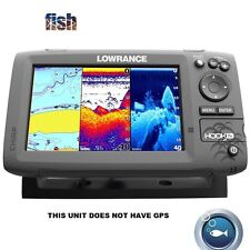 Lowrance HOOK-7x Fishfinder: The Benefits of CHIRP Sonar & DownScan Imaging™