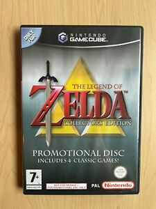 The Legend of Zelda - Collector's Edition GameCube Complete PAL Great Condition