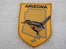 Arizona State New Sew / Iron On Name Patch Tag