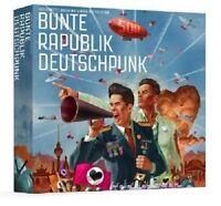SDP - BUNTE RAPUBLIK DEUTSCHPUNK  CD NEU