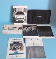 14 2014 Ford Fusion owners manual with Navigation/SYNC