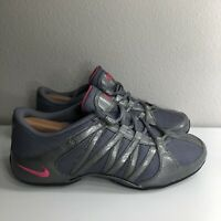 NIKE Musique 324751-063 Gray Athletic Shoes Womens Size 7