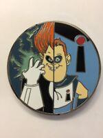 """Syndrome Incrediboy Incredible Alter Ego Disney Fantasy Pin in Series LE 50 3"""""""