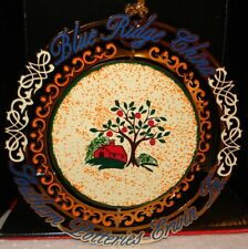 Blue Ridge Pottery Weathervane 2009 Christmas Ornament New/Unopened