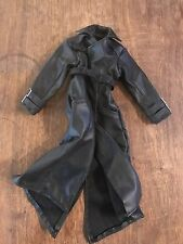 1/6 leather trench coat for Gi joe, Hot Toys, Sideshow, Dam Toys, Play Toys
