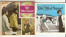ViewMaster 3 Reel Pack B 478 MOD SQUAD 1968 TV w booklet
