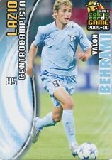 N°075 VALON BEHRAMI # SWITZERLAND LAZIO CARD PANINI CALCIO 2006