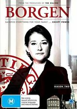Borgen Season 2 - Drama NEW R4 DVD