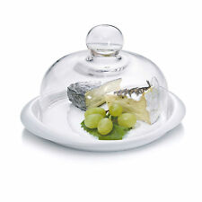 Kela Käseglocke Petit 21x18cm Porzellan Glas