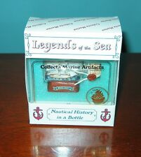Mini Ship in a Bottle Revolutionary War BRIG SWIFT New OLD Stock