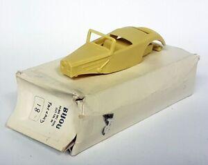 Bijou 1/43 Scale Resin Kit - 18 Packard Vintage Car (BODY + INTERIOR ONLY)