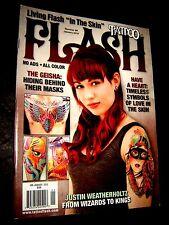 Tattoo Flash / Tattoo Magazine, January 2010, Number  # 99