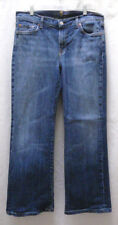 Men's 7 for All Mankind Stretch Jeans Boot-Cut Chicago Mojave (CMJ) Size 33
